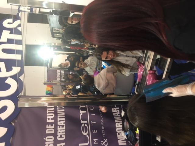 Salerm Cosmetics en el Saló de l'Ensenyament