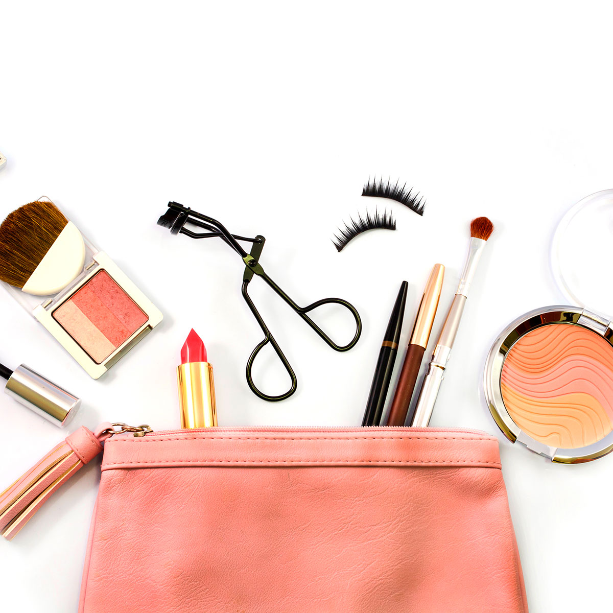 Trucos de maquillaje para mujeres sin tiempo